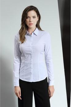 Рубашка с вышивкой на воротнике Marimay